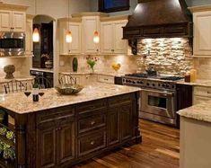 The Best Rustic Kitchen Design Ideas 06