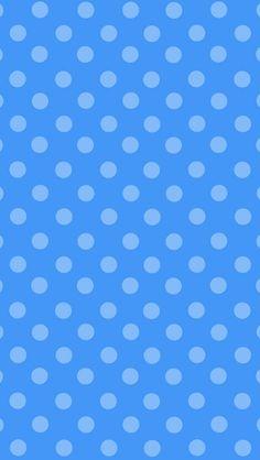 Dots bleu