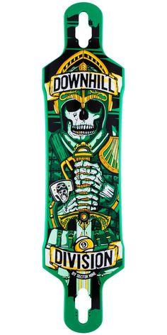 Sector 9 Gauntlet Longboard Skateboard Deck