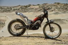 RocketGarage Cafe Racer: Mad Max Fury Road - Bike