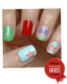 MISSJENFABULOUS, YOUTUBE: Jenny Fox's nearly 424,000 subscribers are treated to up to four different nail art tutorials (which she makes look incredibly easy) in an easily digestible five minutes or less.