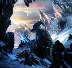 Magali Villeneuve Portfolio: The Lord of The Rings LCG