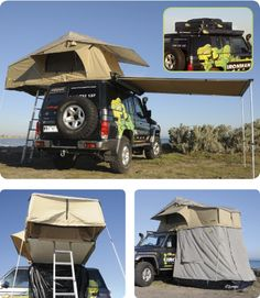 Ironman 4x4 Rooftop Tent
