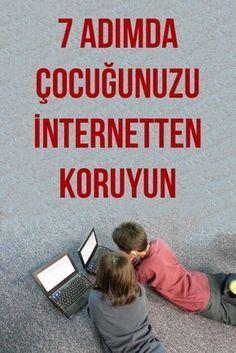 Çocuklara interneti tamamen yasaklamak bir çözüm değil, aksine olumsuz sonuçlar da doğurabilir. Peki, interneti yasaklamadan, onları internetten nasıl korumalıyız? Kids Education, Make Money From Home, Family Activities, My Children, Kids And Parenting, Parents, Funny Quotes, Classroom, Internet