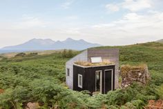Sweeney's Bothy | Eigg eco-cabin - Cottages for Rent in Cleadale