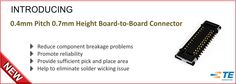 SHC GmbH - 0.4mm Pitch 0.7mm Height Board-to-Board Connector