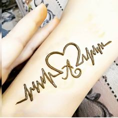 a for allah peace of my heart always forever till death can not change it Stylish Mehndi Designs, Mehndi Designs For Girls, Mehndi Designs For Fingers, Beautiful Henna Designs, Best Mehndi Designs, Dulhan Mehndi Designs, Henna Tattoo Designs, Mehendi, Mehandi Designs