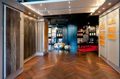 Listone Giordano Showroom Jager Group Mexico City #parquet