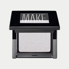 Glitter Eyeshadow in Quartz from  MAKE
