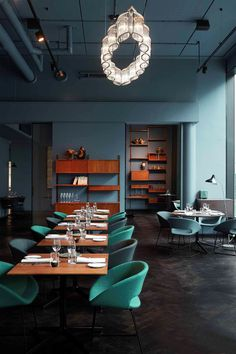 Dis Studio Project Fitzgerald Restaurant Rotterdam