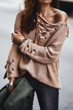 Amazing winter outfit details
