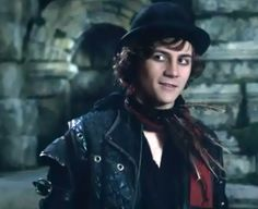 "Augustus Prew in ""The Secret of Moonacre"""