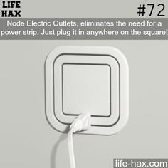 Node Electric Outlets, the best new innovation