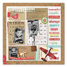 Background Scrapbooking Pages