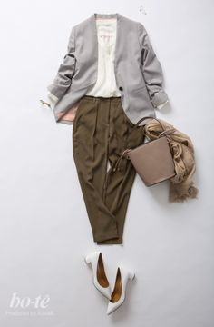 Best Women S Fashion Backpack Office Fashion, Work Fashion, Curvy Fashion, Modest Fashion, Classy Outfits, Chic Outfits, Fashion Outfits, Womens Fashion, Street Hijab Fashion