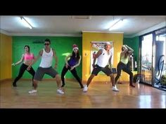 travesuras - nicky jam (sandunga fitness) - YouTube