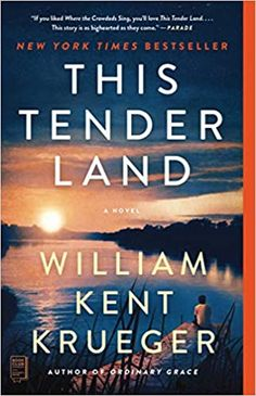This Tender Land: A Novel by William Kent Krueger Best Books To Read, Good Books, Amazing Books, Reading Online, Books Online, Native American Children, Little Girl Names, Book Lists, So Little Time