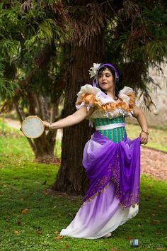 Putting together an Esmeralda running costume - Disney in ... |Diy Esmeralda Costume