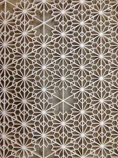 Innovative technology, like laser cutting, is broadening artistic horizons and promoting inspirations. Patterns and images come out crisp an. Cnc Cutting Design, Laser Cutting, Japanese Interior, Interior Modern, Japanese Lighting, Cladding Design, Jaali Design, Japanese Woodworking, False Ceiling Design