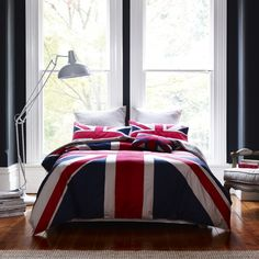 doona covers, Union Jack