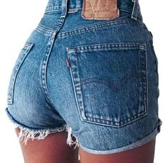fce62f35 Mystery Denim Vintage High Waisted Shorts, All Sizes & Plus. Denim  ShortsJean Shorts