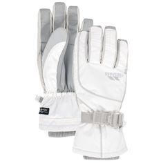 5) Ski Gloves   Vizza women's ski gloves   Trespass
