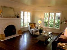 Hardwood floors & windows