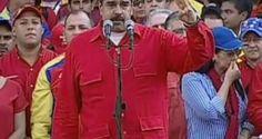 ¡ÚLTIMA HORA! Dictador maduro activa artículo 323 de la constitución - http://www.notiexpresscolor.com/2016/10/25/ultima-hora-dictador-maduro-activa-articulo-323-de-la-constitucion/