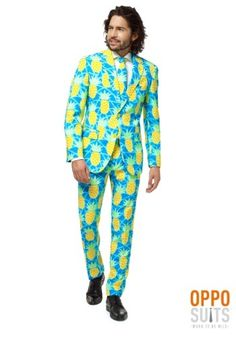 Opposuits Shineapple Suit for Men f93a70cdc50