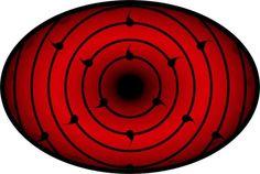 Juubi eye by JinseiAsakura - 145 Examples of Mangekyou Sharingans  <3 <3