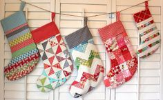 All of our stockings!