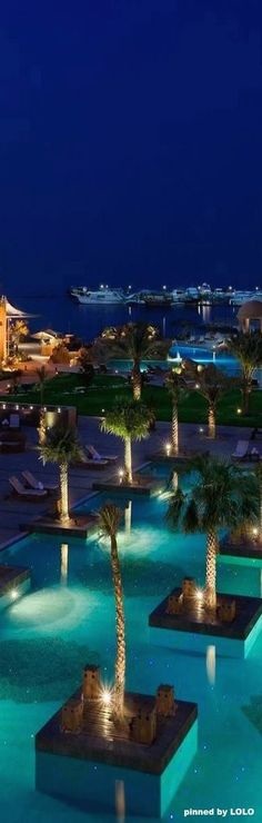 Set along the sea, Sharq Village & Spa in Doha, Qatar is a luxury hotel offering restaurants, indoor and outdoor event spaces and resort activities. Places Around The World, Oh The Places You'll Go, Places To Travel, Places To Visit, Around The Worlds, Doha, Dream Vacations, Vacation Spots, Wonderful Places