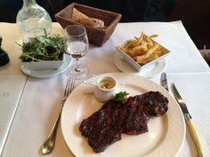 PARIS - How to order your steak in Paris - A Point