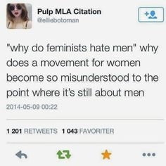 I have always believed in women having equality. Somehow I never knew the word describing it was feminism. The word feminism is really vastly misunderstood!