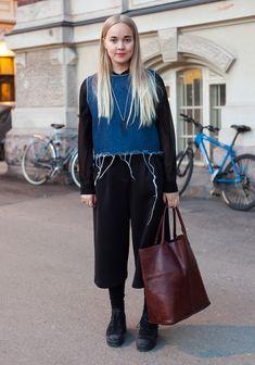 Anni - Hel Looks - Street Style from Helsinki