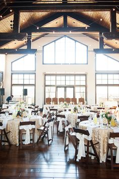 The Lodge At Traverse Mountain boasts beautiful tall, vaulted ceilings with wooden beams and matching wood floors. The grand hall is located within the new Traverse Mountain shopping mall, conveniently located right off the freeway in Lehi, Utah. Their prices are incredible, especially if you snag one of their specials. Check them out. | Photography by Kristina Curtis Photography