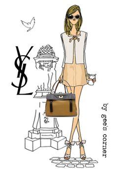 Gee\u0026#39;s Corner: YSL Muse Two Handbags | my work | Pinterest | Muse ...