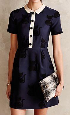 beautiful shift dress http://rstyle.me/n/qd7kipdpe