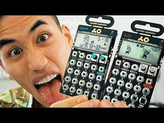 Pocket Operators! - YouTube Teenage Engineering, Music Software, Music Theory, Good Music, Make It Yourself, Pocket, Youtube, Happy, Instruments