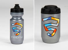 Custom titanium and stainless bikes are pricey, plastic bottles are not, nor are plastic storage kegs. Both are for sale now at Firefly. Custom Water Bottles, Water Bottle Design, Plastic Storage, Cycling Outfit, Plastic Bottles, Carbon Fiber, Bicycle, Bones, Kit