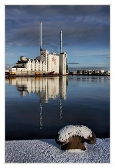 Harbor, Aarhus, Denmark Copyright: Eric Dufour
