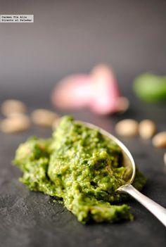 Consejos sobre la utilización de la salsa pesto en cocina. Variantes de la salsa pesto tradicional y propuestas de recetas...