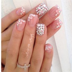 Natural With Style by Veronica_Vargas from Nail Art Gallery