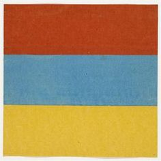 Red, Blue, Yellow - Ellsworth Kelly