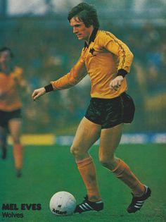 Mel Eves Wolves 1981