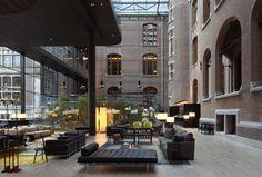 Conservatorium Hotel   Hotel Interior   FATHOM