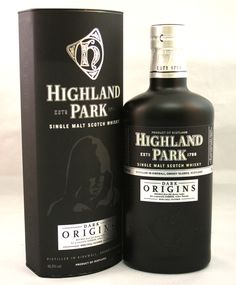 Brand new! Highland Park - Dark Origins