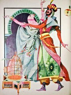 Val Munteanu - Din basmele Africii illustrations