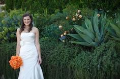 Mrs. Castle's beautiful dress.   Found on Weddingbee.com