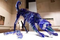 Shattered Glass Animals 3